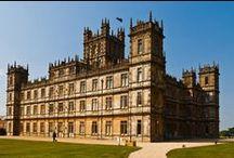 Downton Abbey / #downtonabbey #perioddrama #julianfellowes #highclarecastle #crawleys
