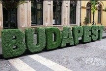 Budapest / Pinned by AdrianWerner