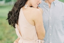 what to wear: engagement session / inspiration for your engagement session style