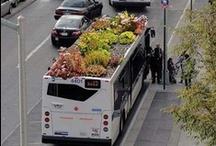 URBAN - inspiring public spaces / Przestrzenie publiczne