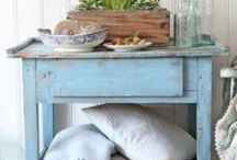 Beach house ideas / Things that I love about beach house interiors.