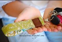 Porta chaves. <3 / by Ana Sousa