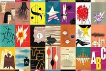 Retro book covers
