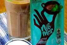 NibMor Chocolate Recipes / Yum! Try using NibMor chocolate in your next chocolate-themed recipe.