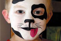 Pintacaras ** Kids Make Up