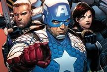 Cómics / Todo sobre el universo del cómic