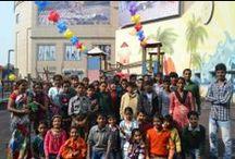 Children's Day Celebration at DLF Promenade