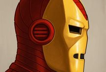 Iron Man & Mandarin & Pepper Potts / Iron Man & Mandarin & Pepper Potts / by darrin C*