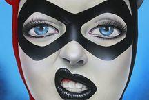 Harley Quinn & Poison Ivy - Suicide Squad / Harley Quinn & Poison Ivy - Suicide Squad / by darrin C*