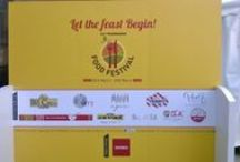 Food Festival 2014 / There is no thing great food and there is no love as true as the love for food. Food Festival at DLF Promenade is all about interacting with people and food to create bonds that last forever