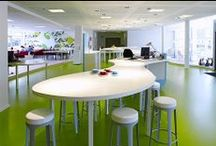 Office interiors / Ideas and ispiration for office interior design