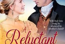 A Reluctant Melody Novel / Get a peek into some of the visual details for my inspirational historical romance A Reluctant Melody. http://www.amazon.com/A-Reluctant-Melody-Sandra-Ardoin/dp/1941103677