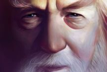 Lord of the Rings/The Hobbit / Lord of the Rings/The Hobbit / by darrin C*