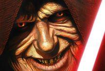 Darth Sidious & Tyranus & Grand Moff Tarkin - Star Wars / Darth Sidious & Darth Tyranus & Grand Moff Tarkin - Star Wars / by darrin C*