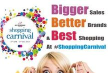 Shopping Carnival 2014 / Here is when you shop and we reward you for it!