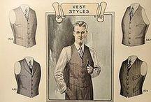 Tailoring / stoffen, patronen en etiquette