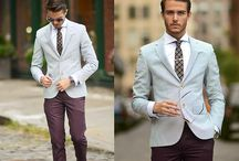 More of a classic style for men / men's fashion, classic, gentleman
