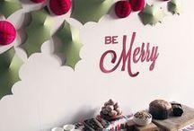 SEASONAL DECORATING: Christmas
