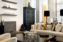 INTERIOR DESIGN: Condo Style / Interior ideas for condo spaces-Asian inspiration, wall decor, etc