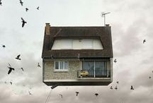 Tanguy's world / surrealist photographer