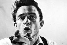 Johnny Cash / Johnny Cash / by darrin C*