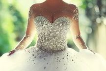 Wedding Dresses we adore! / Beautiful wedding dresses we would love to wear.
