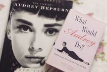 Miss Audrey / No chain mail or cussing! Comment Audrey to be invited! Have a lovely day! / by Cristina♡
