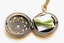 Lockets & Hourglasses & Musicboxes