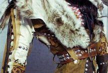 Fur & Leather & Lace
