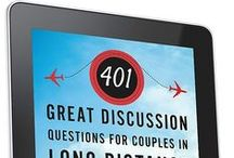 Books on Relationships + LDRs / Books on relationships and long distance relationships.