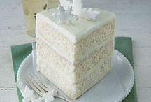 Recipes for Wedding Cakes