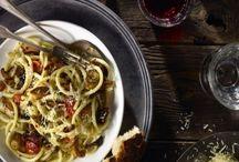 Pasta & Gnocchi...!!!