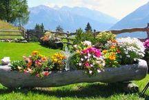 Zahrada / Zahrada a zahradní dekorace, vodní prvky v zahradě