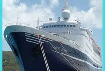 Cruises / Where to go, what to expect, cruise experiences, and other cruise related information