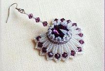 Korálkové krásky / Šperky, vlasové a oděvní ozdoby