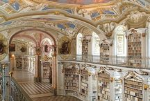 Literally Libraries / Those libraries you just wish you could walk into, get lost in and never return to the real world.