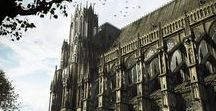 Architecture - Gothic / Gothic Architecture, Cathedral etc
