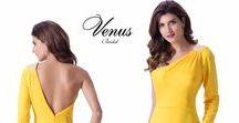 Colección Fiesta 2018 Venus / Vestidos de fiestas para invitadas perfectas.