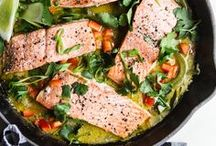 The Modern Proper / Simple, easy, quick dinners. Beautiful, real food for any meal in every season. A perfect recipe for all your ingredient needs.