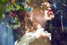 Bouquet e coroncine ispirazioni