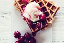 | Eat dessert first |