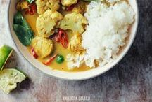 INDIAN FOOD ♥ / by Fraise & Basilic