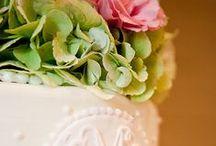Esküvői torták, sütik