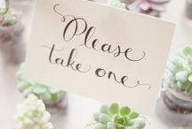Esküvői köszönet ajándékok/ Wedding favors