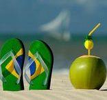 Brasil meu amor / «Neanche a pensarci. Non si muove. Ho un'idea: metto un nastro di samba. I cuori non resistono al ritmo del samba» (Stefano Benni - L'ultima lacrima - 1994)