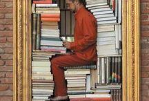 """Lettori / «Siete disturbati di mente? Bevete? Oppure siete gente che legge libri?» (Gianni Celati - I lettori di libri sono sempre più falsi, in """"Quattro novelle sulle apparenze"""" - 1989)"""