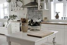Vintage Design Kitchen