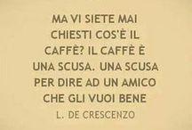 Caffeinated / C'è una quantità entro la quale il caffè è efficace, sotto la quale è inutile e oltre la quale è fatale.