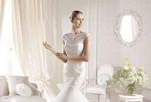 Rochii La Sposa, colecţia 2014 / O selecţie de modele de rochii de mireasă La Sposa, disponibile pentru probă în magazinul nostru din Arad, Galleria Mall.