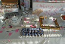 Marie & Phyllis' High Tea Birthday / Tea Party